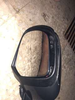 Side Mirror Nissan Almera Grey(LEFT) Original