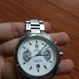 Jam tangan tag heur grand carera