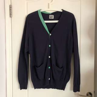 Frapbois unisex 100% 棉質外套 (購自日本100% real)