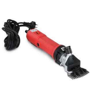 380W Electric Sheep Shearing Clips  Red