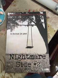 Buku Novel Cerita Horror Nightmare Side #2