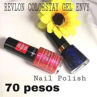 Revlon Nail paints