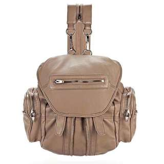 Alexander Wang Marti Rose Gold Backpack