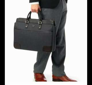 Authentic Takeo Kikuchi Business Handbag