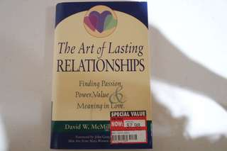 The Art of Lasting Relationships