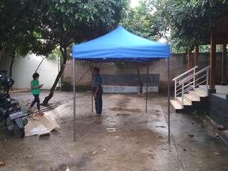 Tenda Lipat Untuk Jualan Dan Bazzar