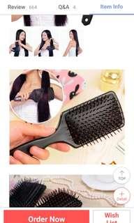 Detangled Hair Brush ⁄ Comb