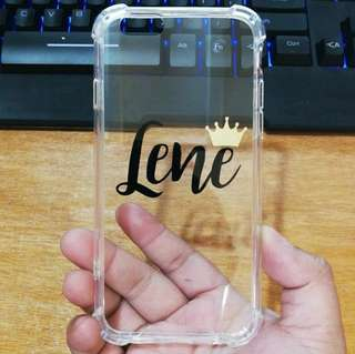 Customized Decal phone case