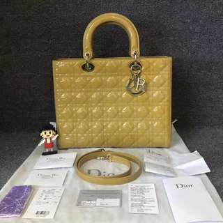 💯% Authentic Preloved Christian Dior Lady Dior