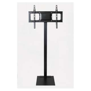 """TV floor stand no wheels up to 55"""" cant not swivel Whatsapp:8778 1601"""
