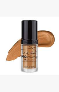 pro coverage hd high definition long wesr illuminating foundation