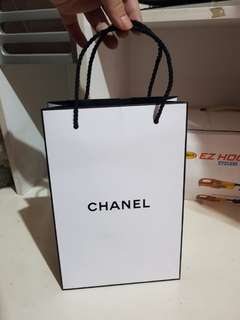 Chanel Beauty Paper Bag (FREE RIBBON)