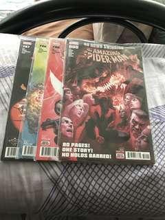 Amazing spider-man 797-800