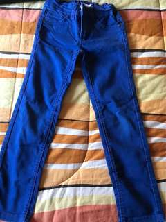 CLEARANCE SALE!!Spandex pants (4-6 yrs old)