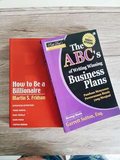 The ABC's Business Plan