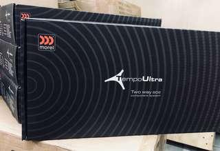 Morel Tempo ultra 分體喇叭