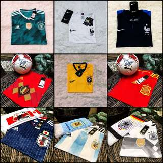 World Cup 2018 Jersey