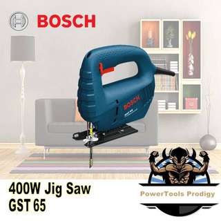 [NEW] BOSCH GST 65 400W JIG SAW