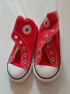 Converse Shoes size 7