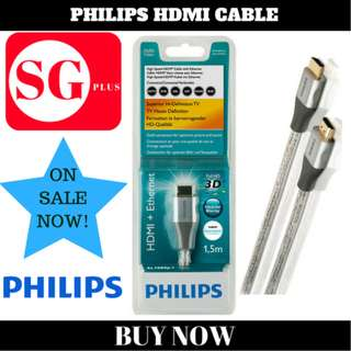 Philips HDMI Cable SWV3481S