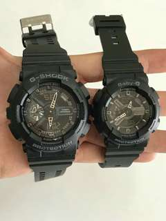 Gshock Couple Watch