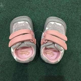 Baby Clarks Shoe