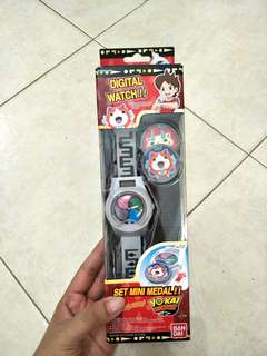 Digital Watch + toy