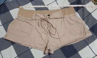 Forever21 drawstring shorts