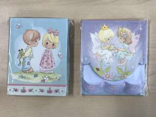 Precious Moments Stick on Pad & Note Pad