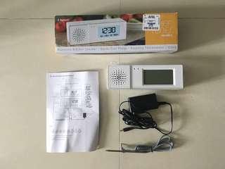 *BRAND NEW* Bluetooth Kitchen Speaker with Termometer