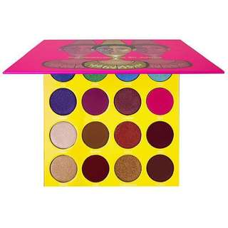 Juvia's Place Masquerade Eyeshadow Palette Authentic at $58.80