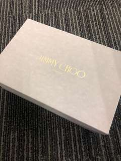 鞋盒 - Jimmy Choo