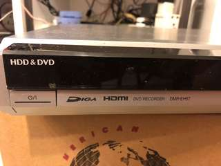 Panasonic DVD HD Recorder DMR-EH57