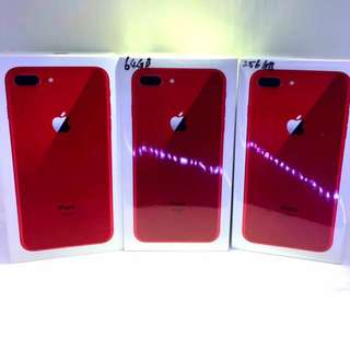iPhone 8 & 8+ RED edition for the GRAB !