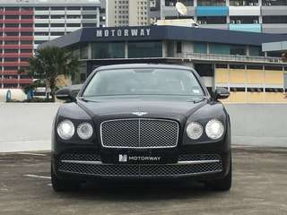 Bentley Flying Spur 6.0 Auto