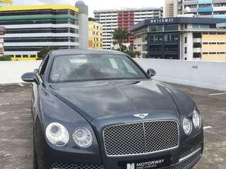 Bentley Flying Spur 6.0 Auto