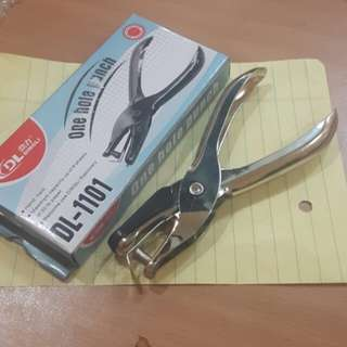 One Hole Puncher
