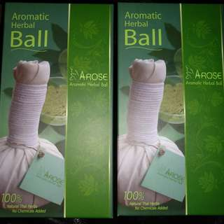Hot selling ! Instocks Singapore !Arose aromatic herbal ball