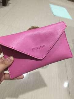 Pink pouch mini
