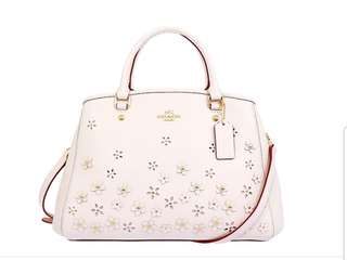 Limited Edition: Coach Margot Carryall in Floral Applique