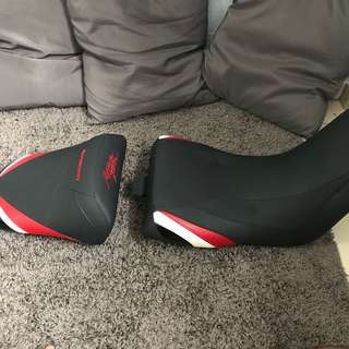 Bagster seat for Africa twin CRF1000