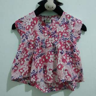 #SERBADUALIMA Blouse anak