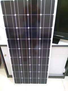 Flexible Solar Panel 100w x 2pcs