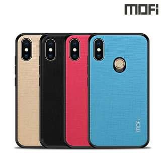 小米8 Xiaomi 8 MOFI 亮盾系列 保護殼 手機後背硬殼Case Shell 0696A