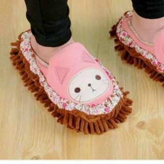 Fiber Shoe Mop