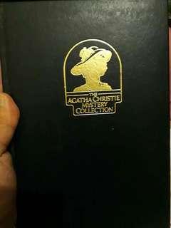 Agatha Christie leather editiin