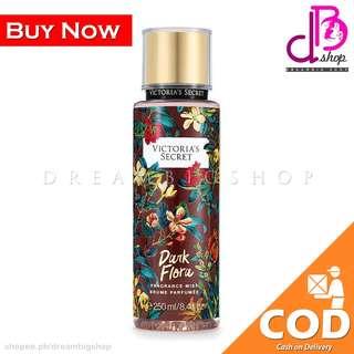 Victoria's Secret Dark Flora Fragrance Mist 250mL
