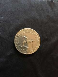 Australia 20cents Sir Don Bradman 2001