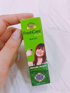 Fresh Care aromatherapy (Green tea smell)