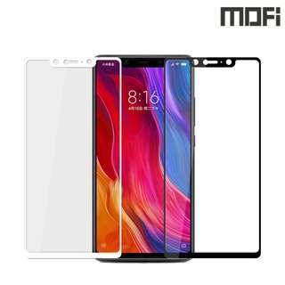 小米8 SE Xiaomi 8 SE MOFI 金剛全屏覆蓋強化玻璃貼 鋼化玻璃膜 0691A